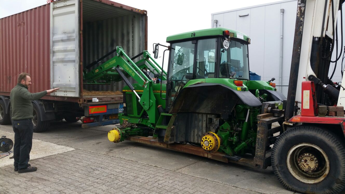 Tractor machinery nl
